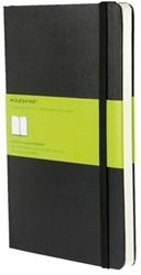 Notitieboek Moleskine blanco large 130x210mm