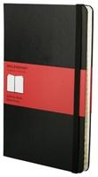 Adresboek Moleskine large 130x210mm lijn zwart-2