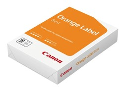 Kopieerpapier Canon Orange Label Best 80gr A3 wit 500vel