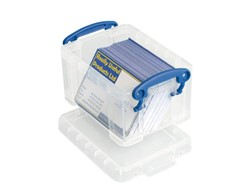 Opbergbox Really Useful 0.30 liter 120x85x65mm