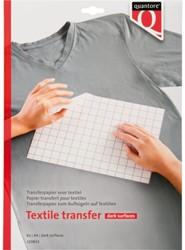 Transferpapier voor textiel Quantore donkere kleding