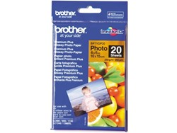 Fotopapier Brother BP-71 10x15cm 260gr glossy 20vel
