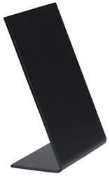 Krijtbord Securit A7 L-bord verticaal