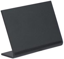 Krijtbord Securit A8 L-bord horizontaal