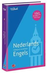 Woordenboek Van Dale middelgroot Nederlands-Engels