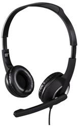 Headset Hama HS300 On Ear zwart
