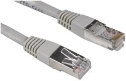 Kabel Hama CAT5e STP 20m grijs 10 stuks
