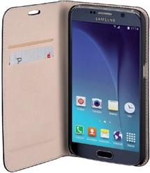 Hoes Hama Booklet Slim voor Galaxy S6 donkergrijs