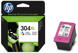 Inkcartridge HP 304XL N9K07AE kleur