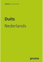 Woordenboek Prisma pocket Duits-Nederlands fluo