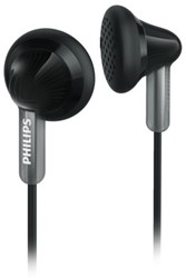 Oortelefoon Philips in ear SHE3010B zwart