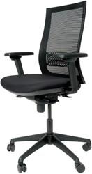 Bureaustoel Quantore extra large zwart