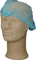 Haarnetje wokkelmodel blauw