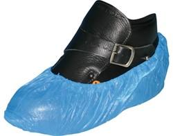 Overschoenen PE blauw