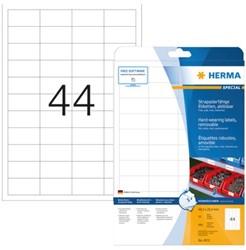 Etiket Herma 4572 48.3X25.4mm 880st