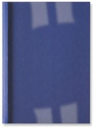 Thermische omslag GBC A4 1.5mm linnen donkerblauw 100stuks