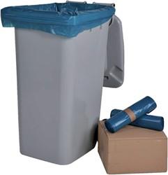 Afvalzak container HDK 180x125cm 12micron 210liter 30stuks