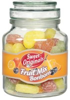 Snoeppot Sweet Originals fruitbonbons 300gram