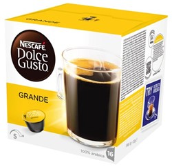 Koffie Dolce Gusto Grande 16 cups