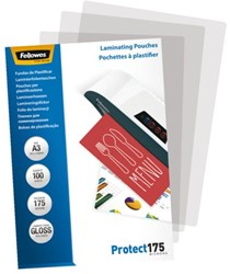 Lamineerhoes Fellowes A3 2x175micron 100stuks