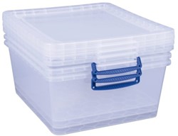 Opbergbox Really Useful 17,5 liter 380x460x195mm
