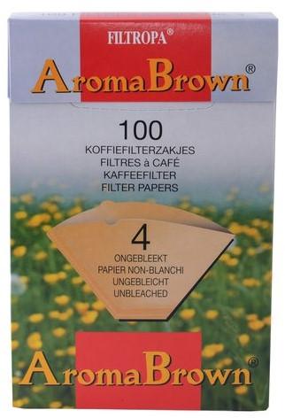 Koffiefilter nr 4 100 stuks