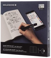 Writing set Moleskine zwart-1
