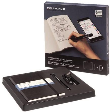 Writing set Moleskine zwart-6