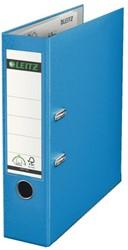 Ordner Leitz 1010 A4 80mm PP lichtblauw