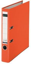 Ordner Leitz A4 50mm PP oranje
