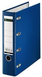 Ordner Bank Leitz A4 75mm 2 mechanieken blauw