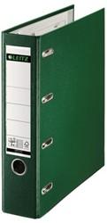 Ordner Bank Leitz 1012 A4 80mm PP 2 mechanieken groen