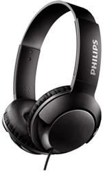 Headset Philips on ear SHL3070BK zwart