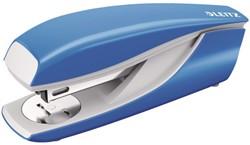 Nietmachine Leitz 5502 30vel 24/6 lichtblauw