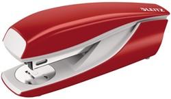 Nietmachine Leitz 5502 30vel 24/6 rood