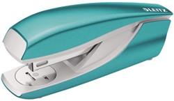 Nietmachine Leitz 5502 WOW 30vel 24/6 ijsblauw