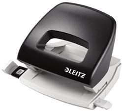 Perforator Leitz 5038 2-gaats 16vel zwart
