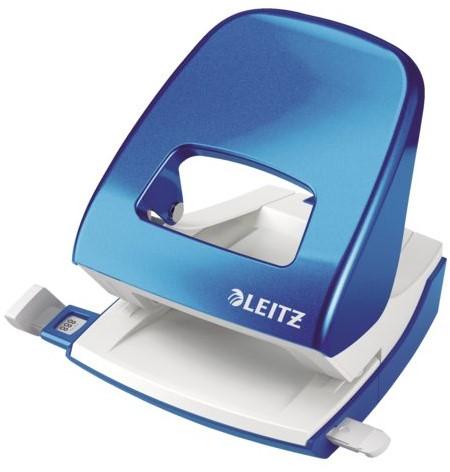 Perforator Leitz WOW NeXXt 2-gaats blauw