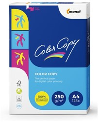 Laserpapier Color Copy A4 250gr wit 125vel