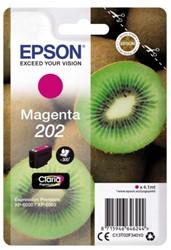 Inkcartridge Epson 202 T02F34 rood