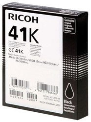 Gel inktcartridge Ricoh GC-41K