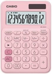 Rekenmachine Casio MS-20UC roze