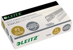 Nieten Leitz P3 24/6 verzinkt 1000 stuks