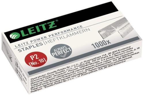Nieten Leitz P2 nr.10 verzinkt 1000 stuks