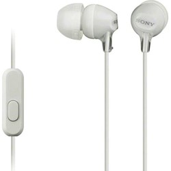 Oortelefoon Sony EX15AP basic wit
