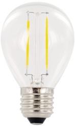Ledlamp Integral E27 2W 2700K warm licht 250lumen