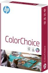 Kleurenlaserpapier HP Color Choice A4 120gr wit 250vel