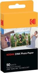 Zink fotopapier Kodak Printomatic 50x76mm blister à 50V