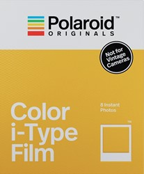 Film Polaroid Originals kleur instant film I-type