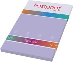 Kopieerpapier Fastprint A4 120gr lila 100vel